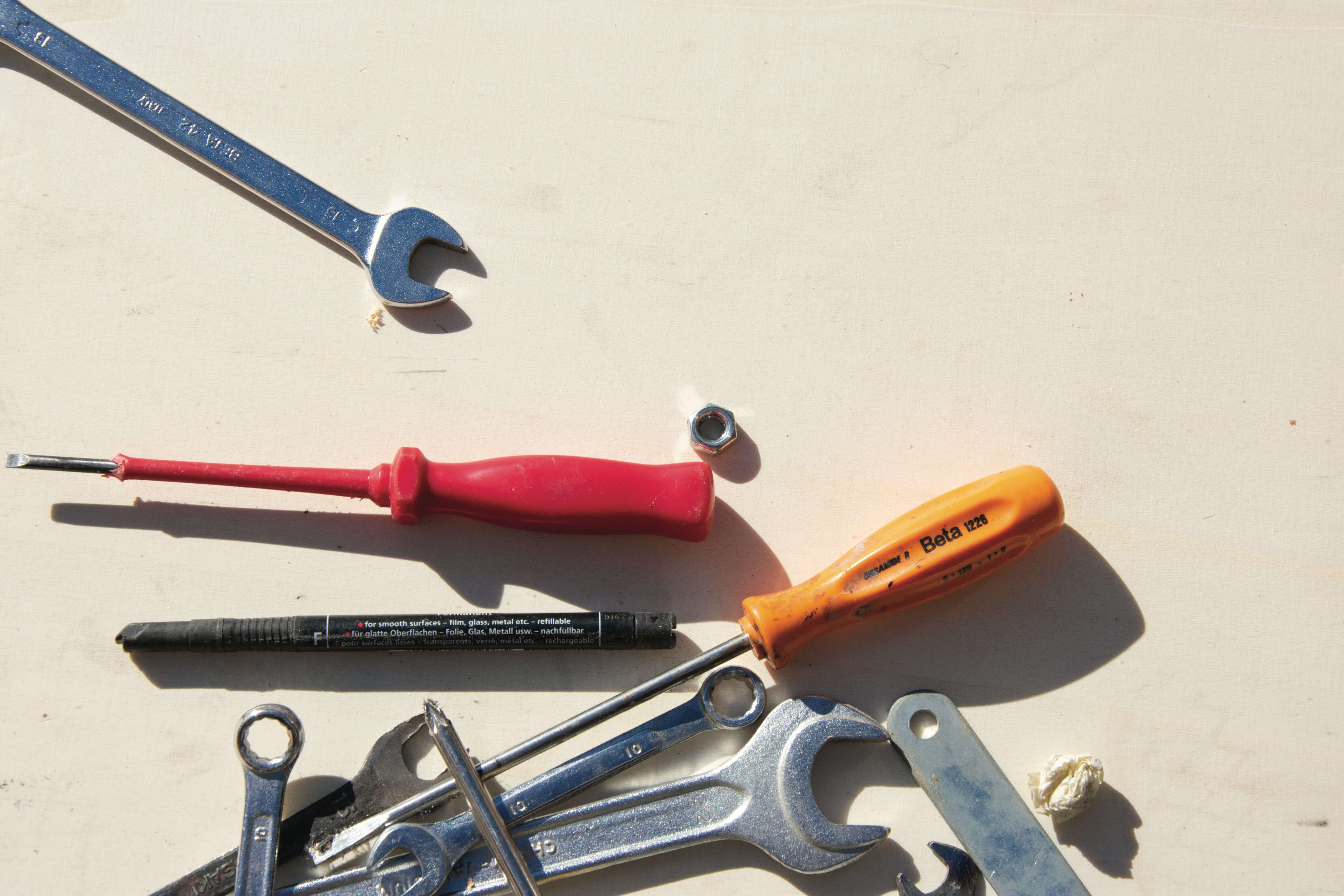 tools for fixing
