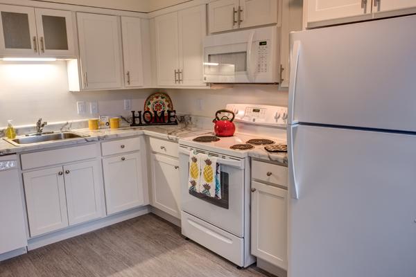 Kimberly House Apartments in Lansing, Michigan
