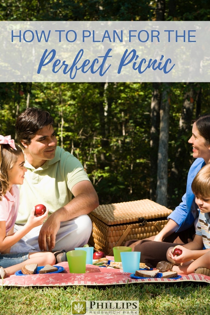 How to Plan for the Perfect Picnic | Phillips Research Park