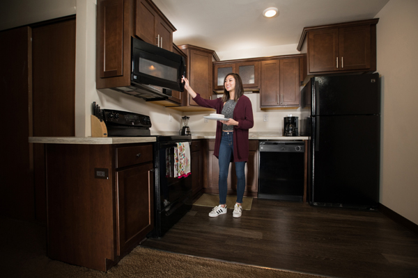 Albert Apartments | East Lansing Apartments Near Michigan State University