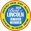 2019 Best of Lincoln Award Winner