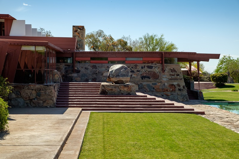 Frank Lloyd Wright Scottsdale - Optima Sonoran