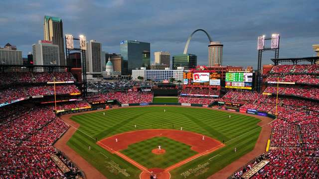 st louis cardinals baseball club