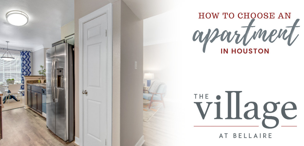HOW TO CHOOSE AN APARTMENT