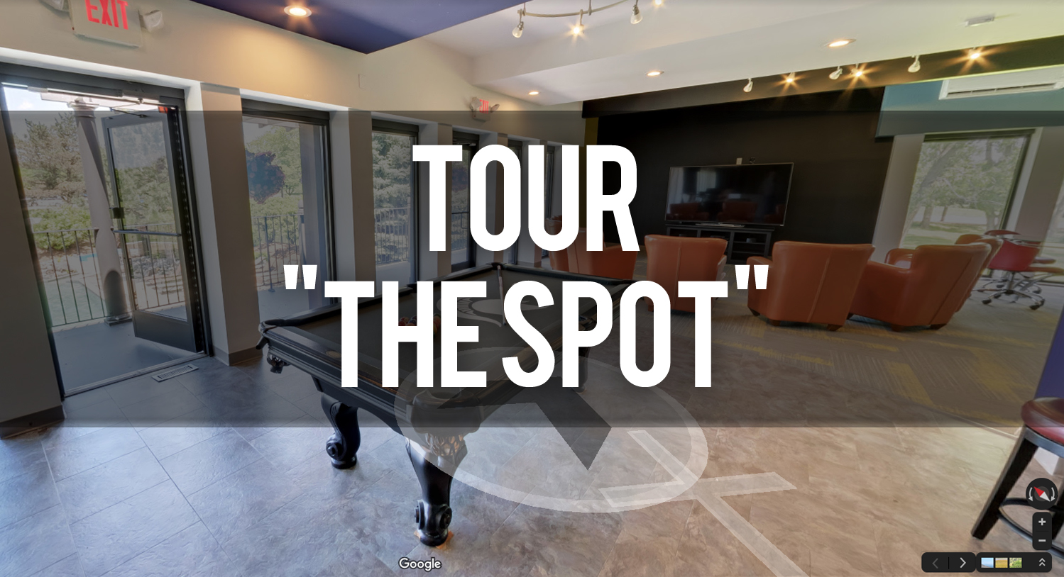 Virtual Tour of The Spot at College Towne Apartments