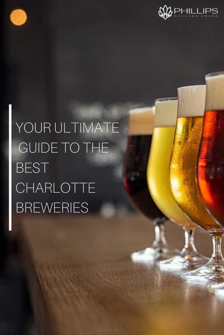 Your Ultimate Guide to the Best Charlotte Breweries   Phillips Mallard Creek Apartments