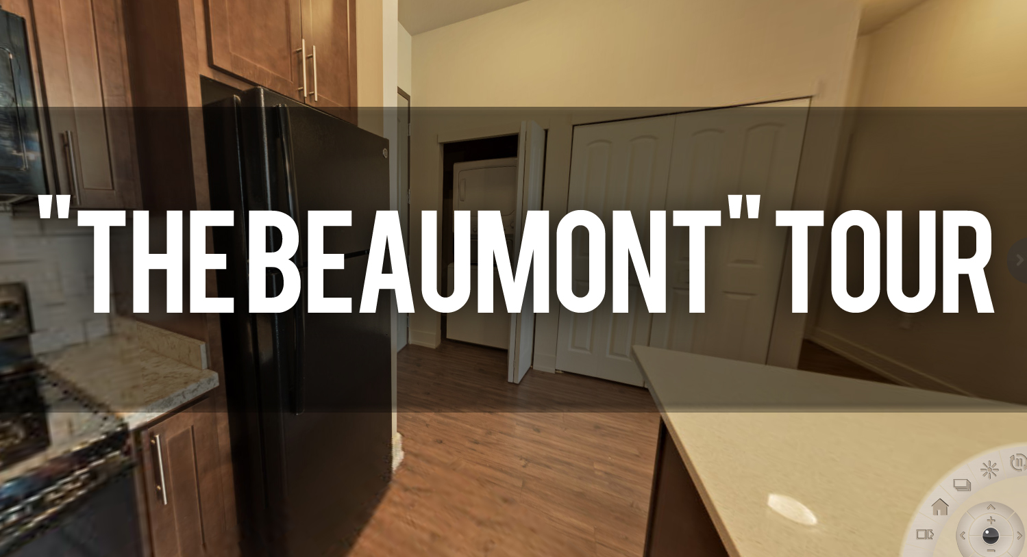 Take a Virtual Tour 2 Bedroom Apartment at 300 Grand