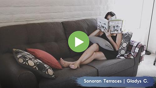 Enjoying Home at Sonoran Terraces