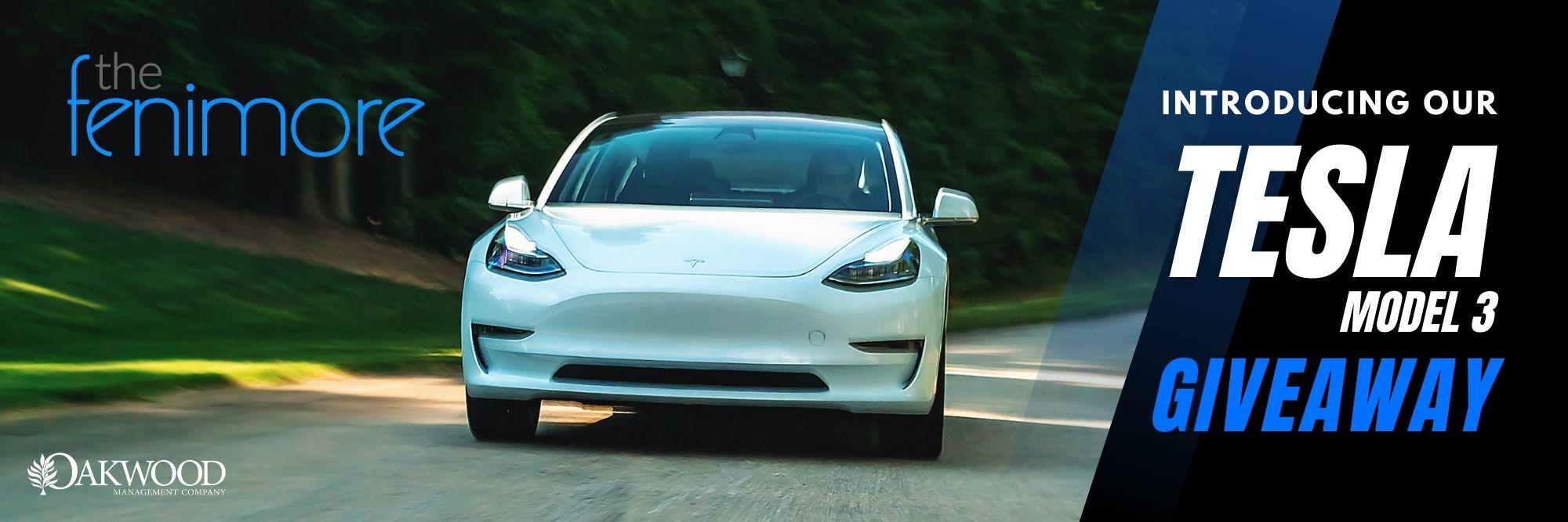 Tesla Giveaway