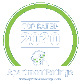 Apartment Ratings Top Rated Community 2020 Award for Apartments