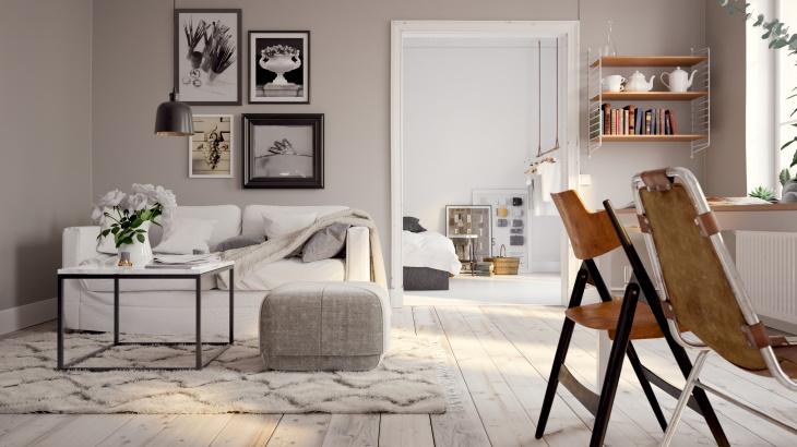 luxury apartment furnishings