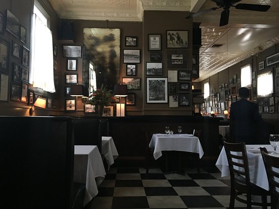 Jack Fry's Restaurant in Louisville Kentucky
