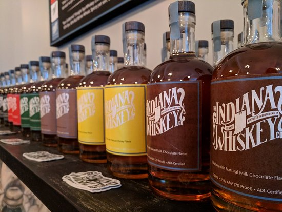 Indiana Whiskey Company South Bend, IN