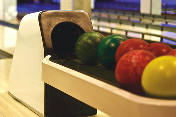 Westgate Entertainment Center bowling alley