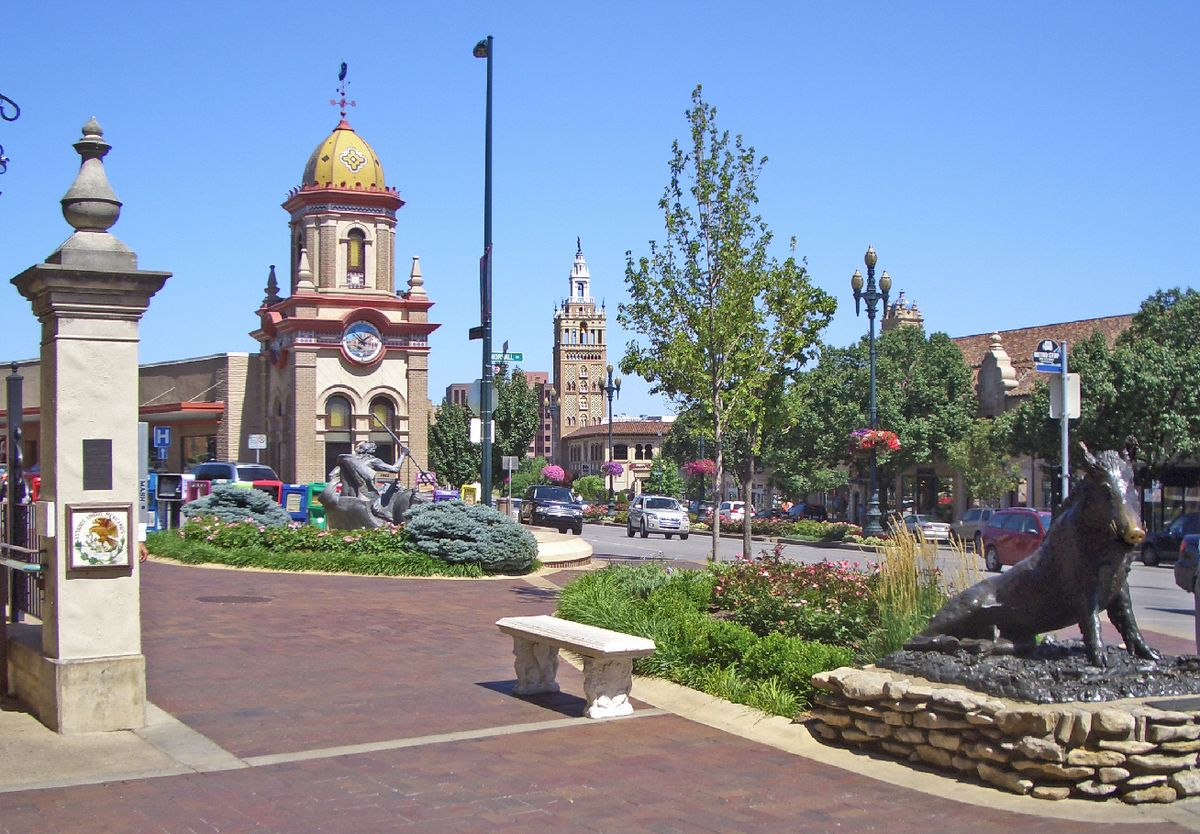 country club plaza kansas city missouri