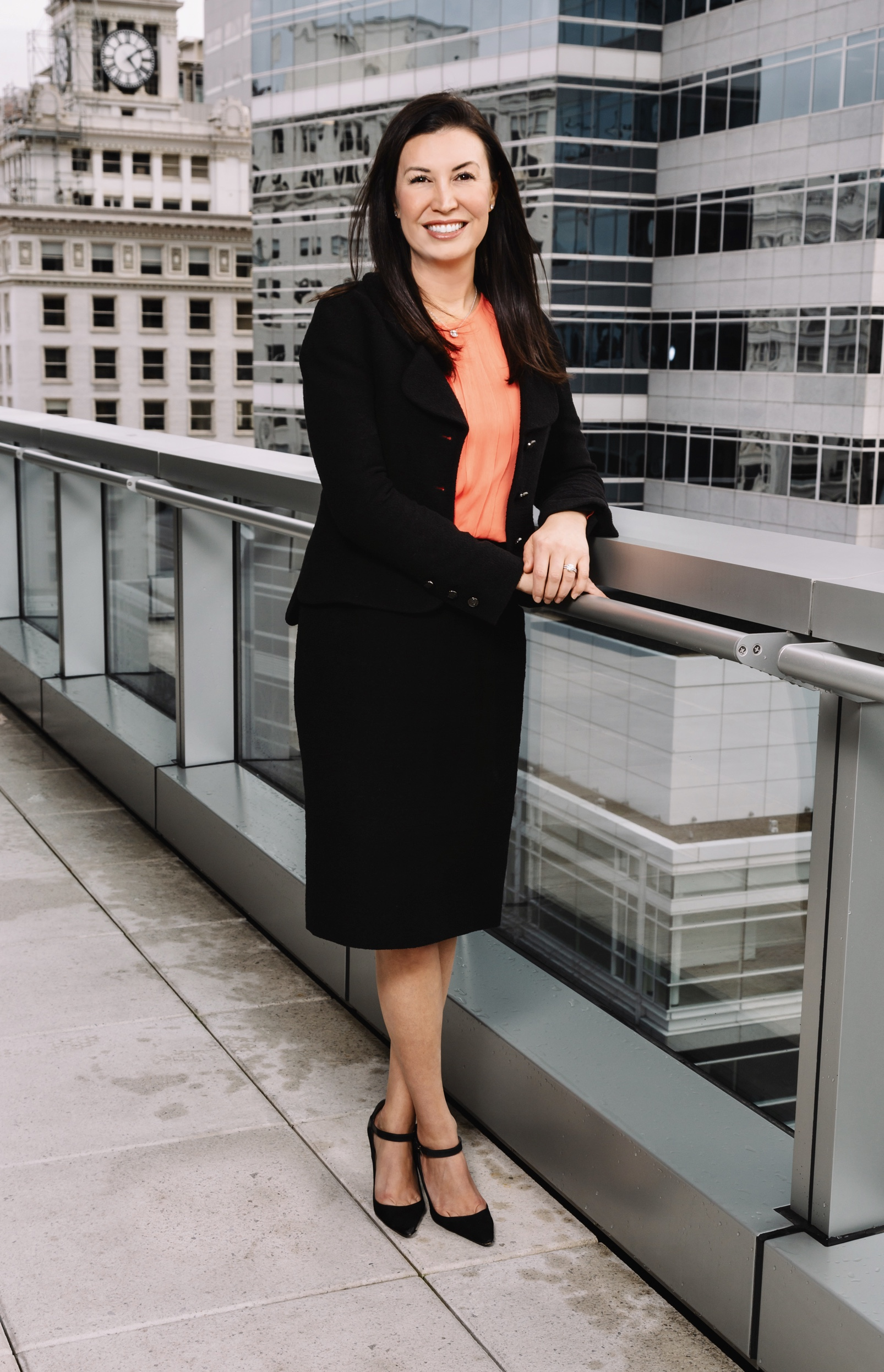 TMT President and CEO Vanessa Sturgeon is among Portland Monthly's Women Who Move the City.