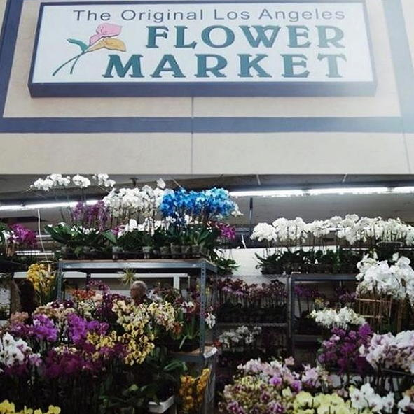 The Original Los Angeles Flower Market