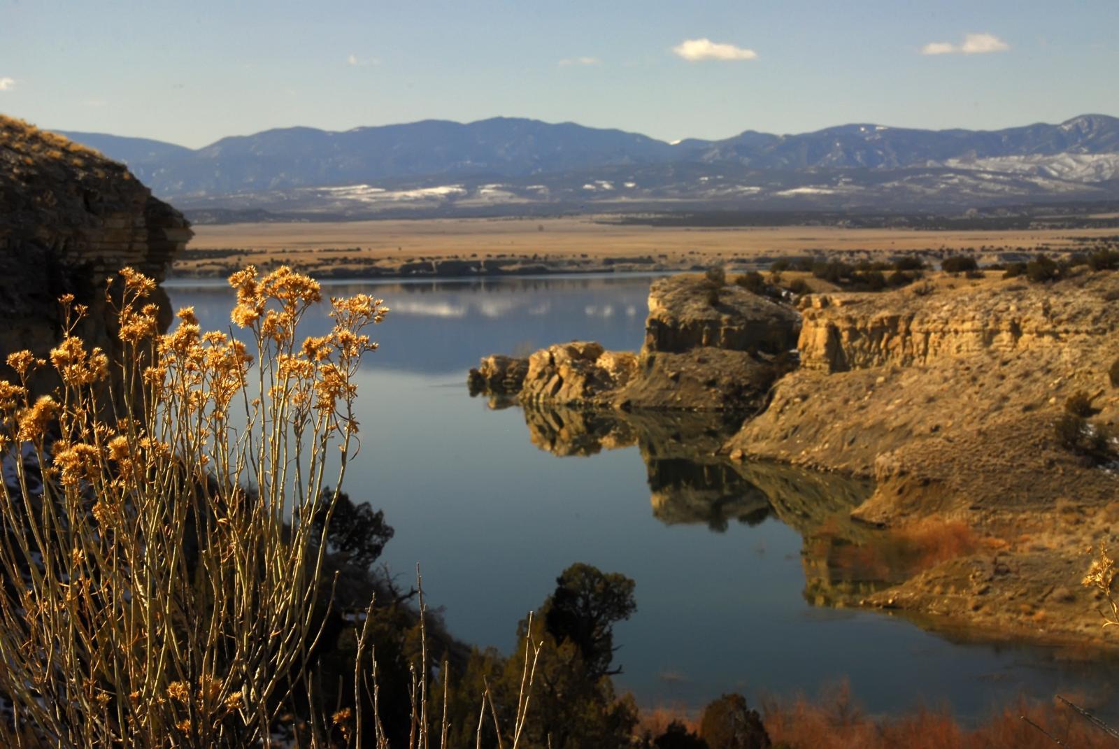 lake pueblo colorado