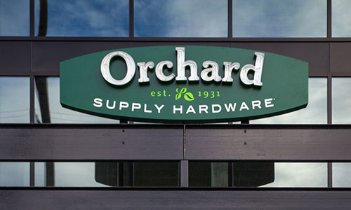 Orchard Supply Hardware Store Front