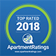 Top Rated 2018 Apartment Ratings Award