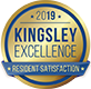 2019 Kingsley Excellence Award Icon
