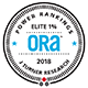 2018 ORA Power Rankings Award Icon