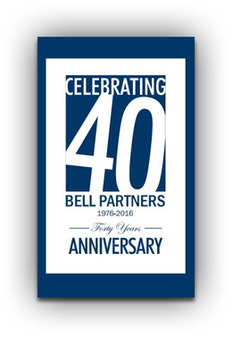 Celebrating 40th Anniversary of Bell Partners