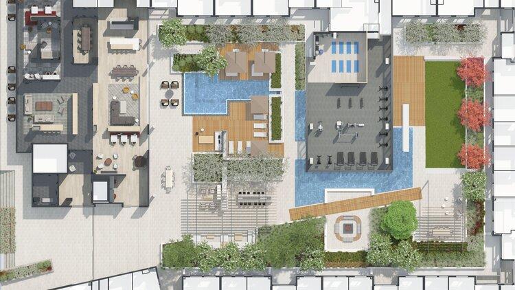 1 2 Bedroom Apartments In North Bethesda Md Arrowwood Apartments