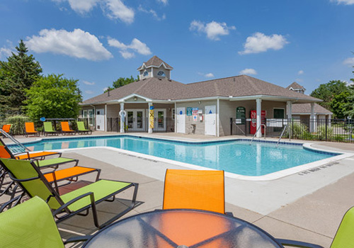The Orion | Apartments Near Oakland University | Map