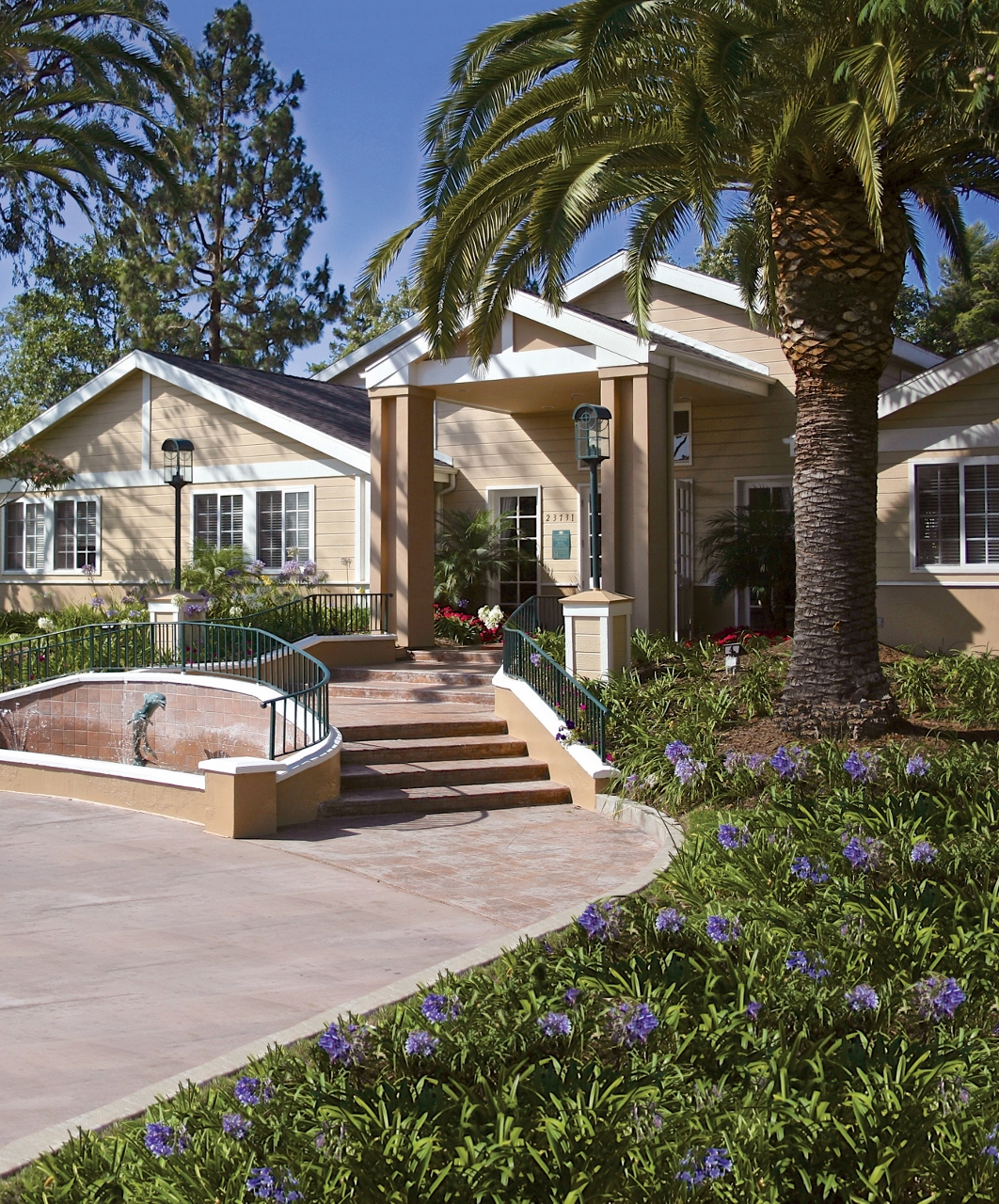 Map and Directions to The Villas at Monarch Beach in Dana
