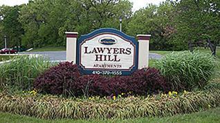 Map and Directions to Lawyers Hill Apartments in Elkridge, MD