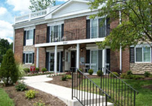 Map and Directions | Heritage Estates Apartments in Affton, MO