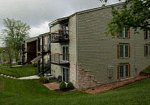Maps   Village Royale Apartments in South County St Louis MO