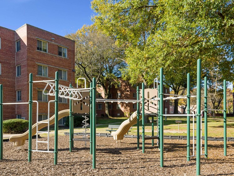 South Pointe Apartments Playground
