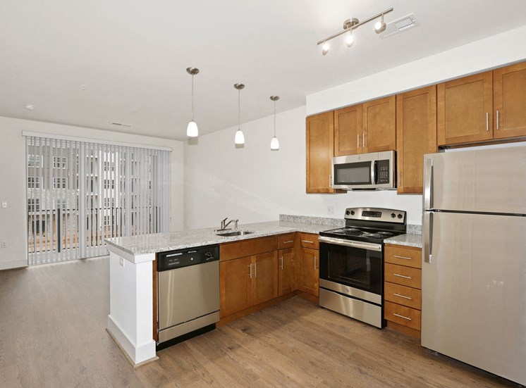 A7AD Kitchen at Avenue Grand, Maryland