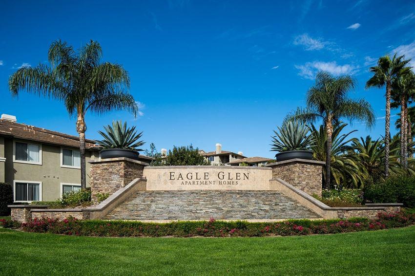 Monument Sign at Eagle Glen, Murrieta, 92563
