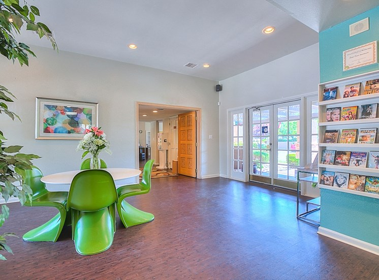 Newly Renovated Clubhouse at Eagle Point Apartments, Albuquerque, 87111