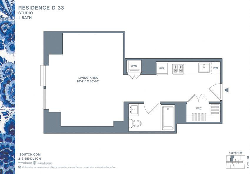 33-50 D Studio