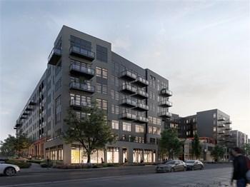 3299 Brighton Blvd. Studio-2 Beds Apartment for Rent Photo Gallery 1