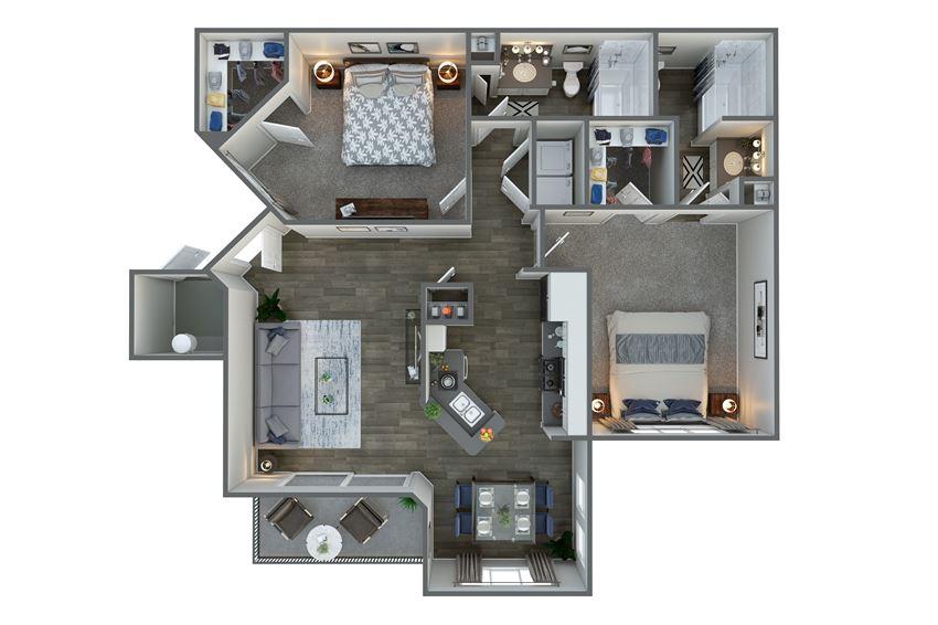 Floor Plan at Vista Grove, Arizona