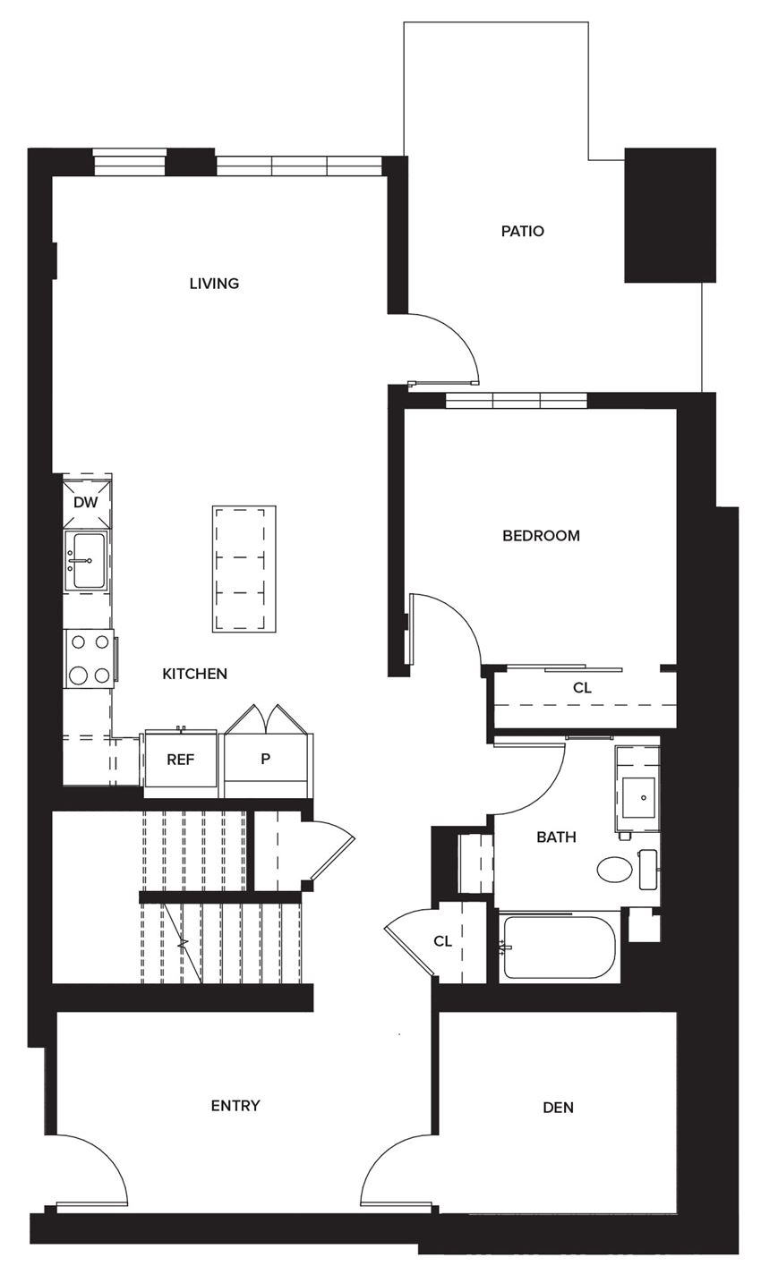 Townhome1c (First Floor)