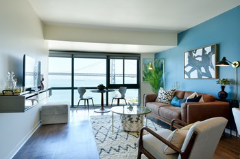 88 Howard Street Studio-2 Beds Apartment for Rent Photo Gallery 1