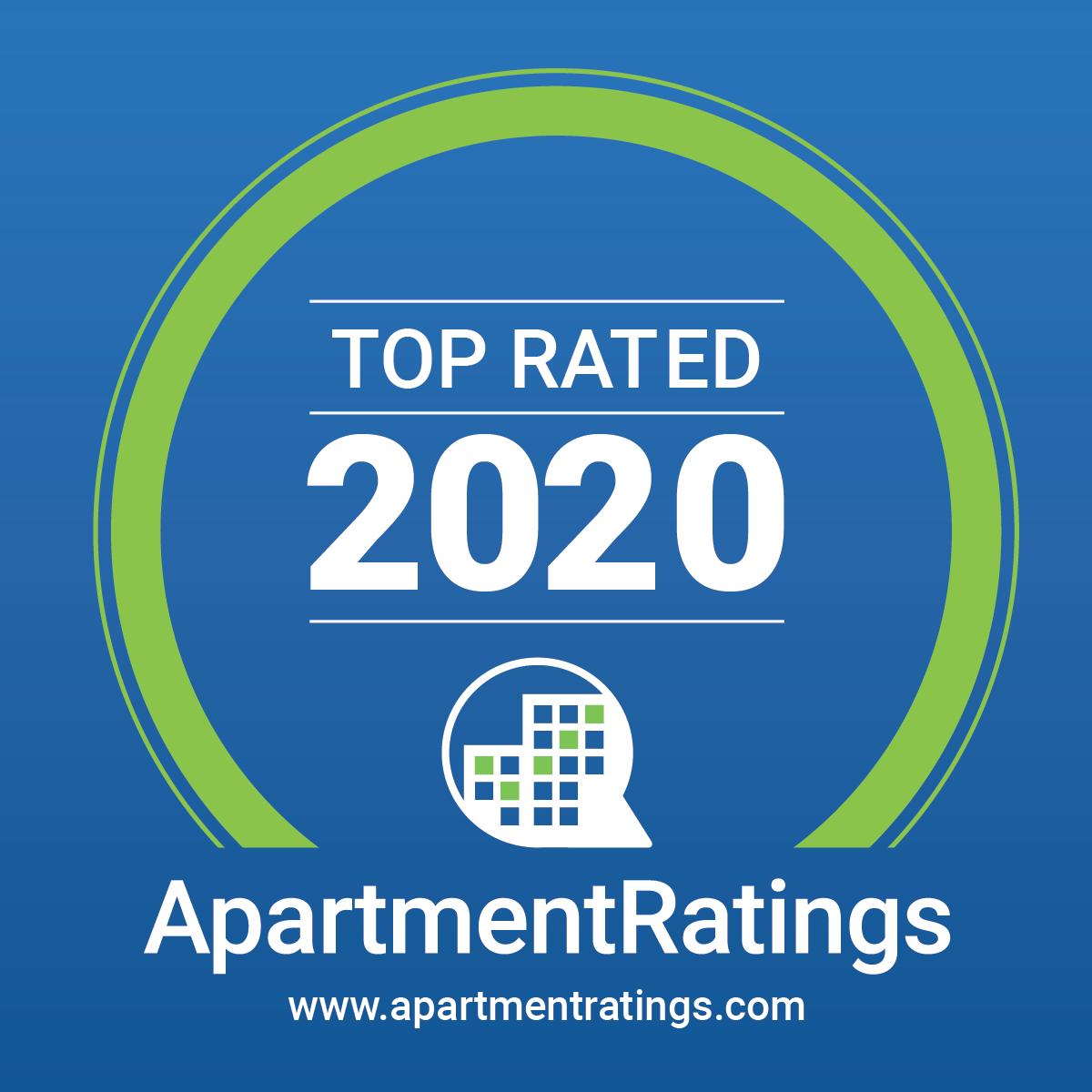 Apartment Ratings 2020 Award