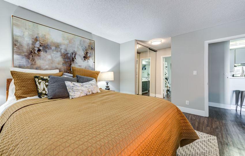 Chadwick Model Bedroom