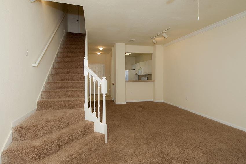 Interior Living Room at Magnolia Place Apartment, Gainesville, 32606