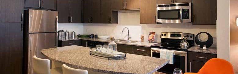 Modern Appliances at The Palms Club Orlando Apartments, Orlando