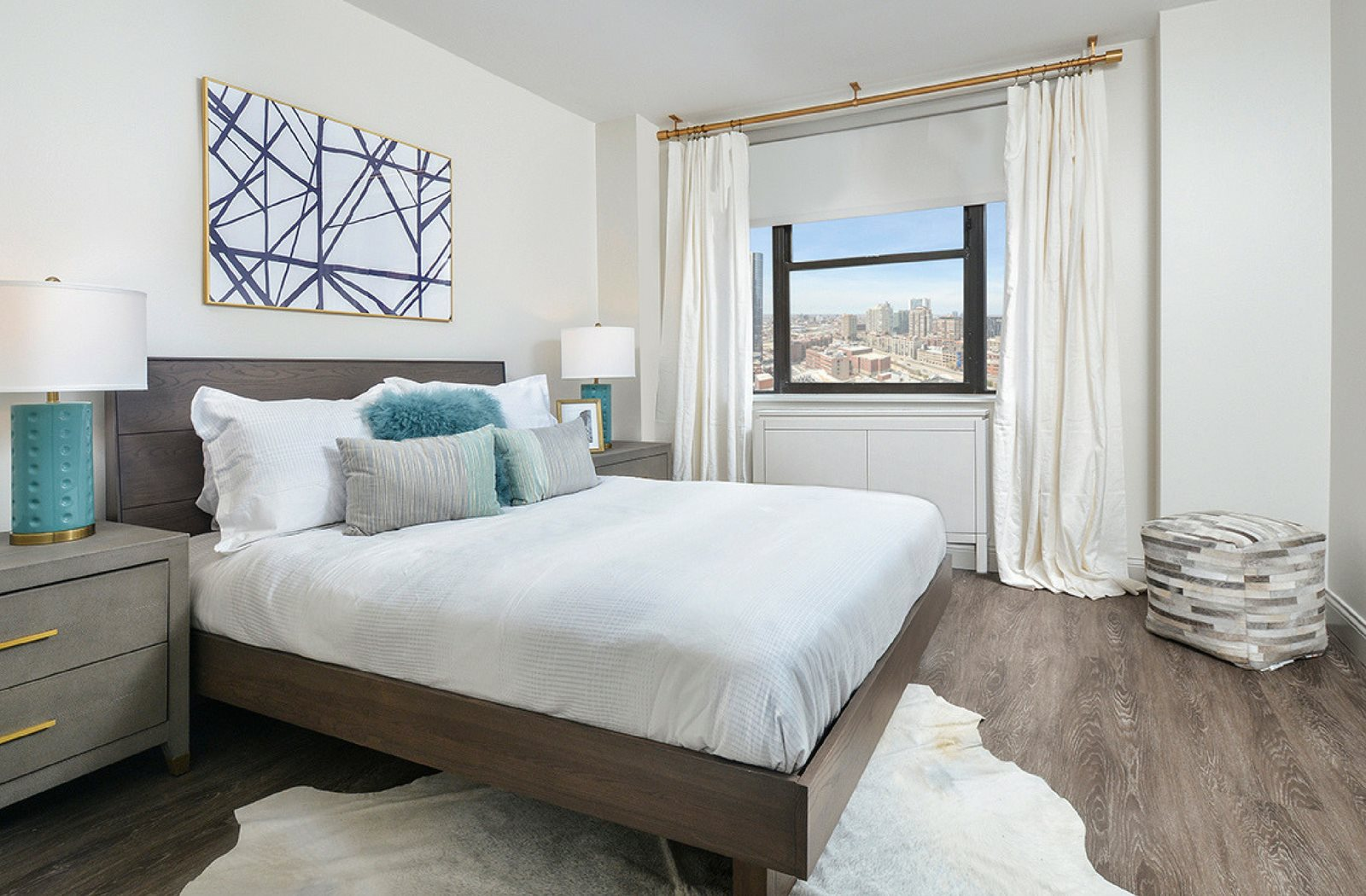 Master Bedroom | River North Park Apartments Chicago | Apartments for Rent Chicago