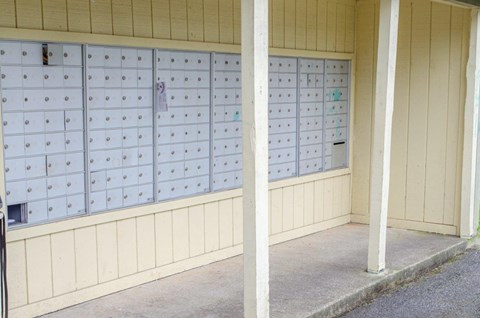 Mail Box station.