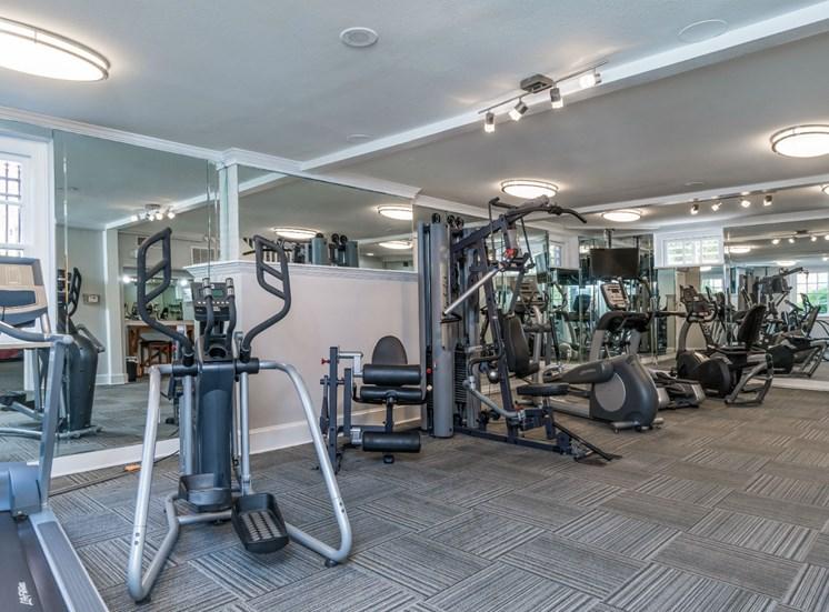 Fitness Center Cardio Training Equipment