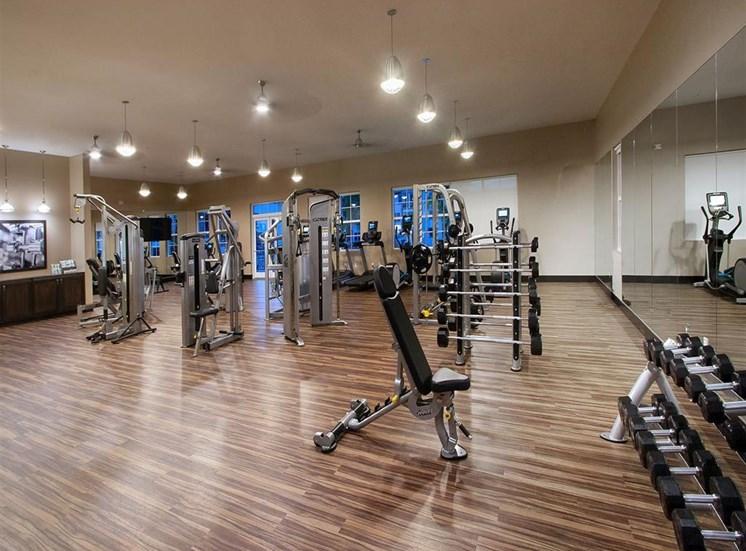 Fitness Studio at Inspira, Florida